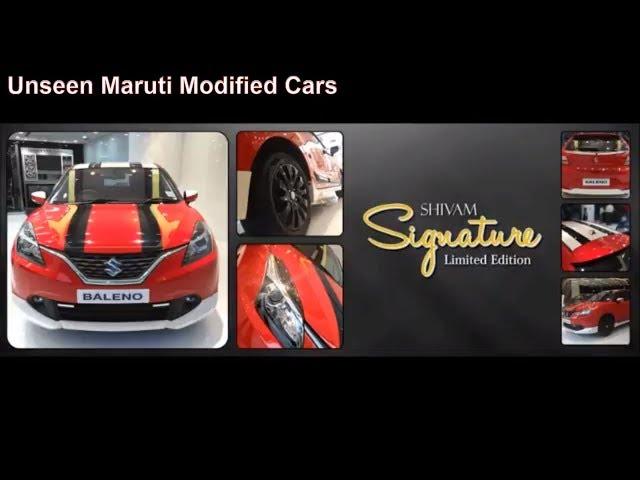 Car Customization | Maruti Suzuki & Nexa | Shivam Autozone