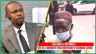 Djamil sur la levée de l'immunité parlementaire de Sonko :