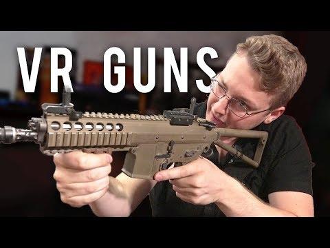 Guns In VR