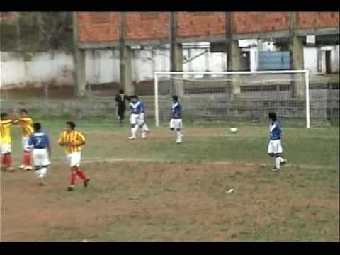 Goles de Nelson Ferreira. 2009. Club Martin Ledesma
