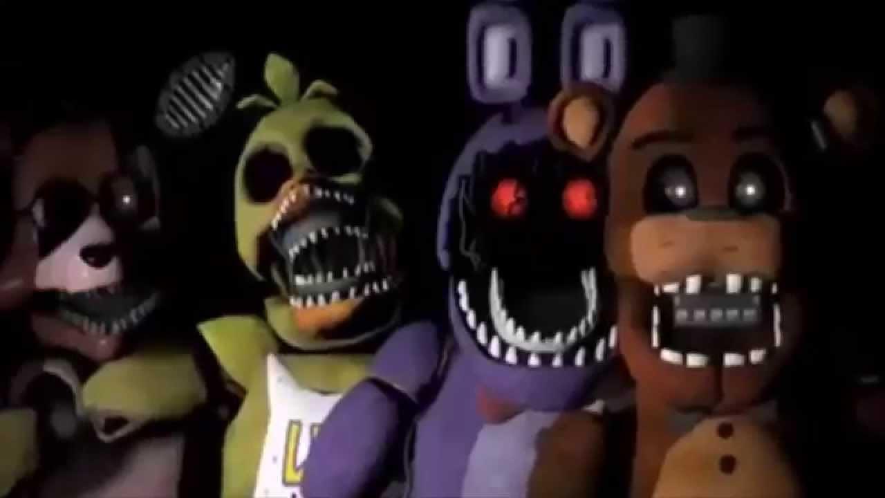Five Nights At Freddys 1 Y 2 Animaci 243 N Youtube