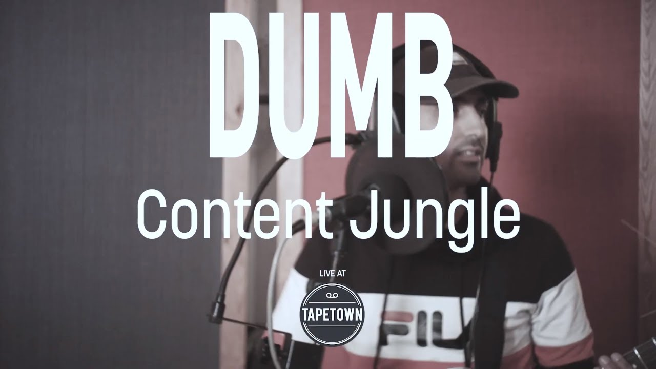 Dumb - Content Jungle - in case you missed it