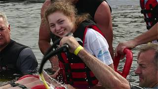 Adaptive Water Ski Clinic