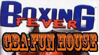 GBA Fun House - Boxing Fever