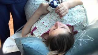 Repeat youtube video Natasha's Water Birth to Ventouse