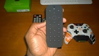 Xbox One Media Remote Unboxing & Review