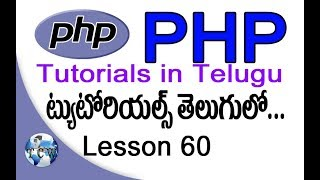 PHP Tutorials in Telugu - Lesson 60 - Exception Handling - Final Video