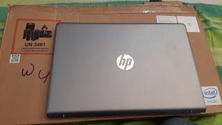 """HP Pavilion - unboxing new hp pavilion15.6"""" fhd laptop - 2018 model"""