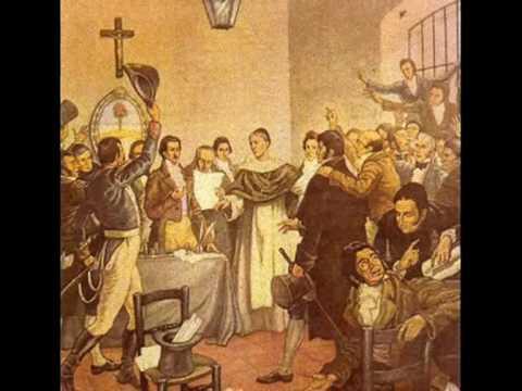 Viaje en el tiempo 9 de julio de 1816 youtube for Comedor 9 de julio morteros