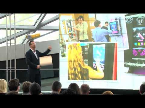 Living in a material world - Inspire 2012