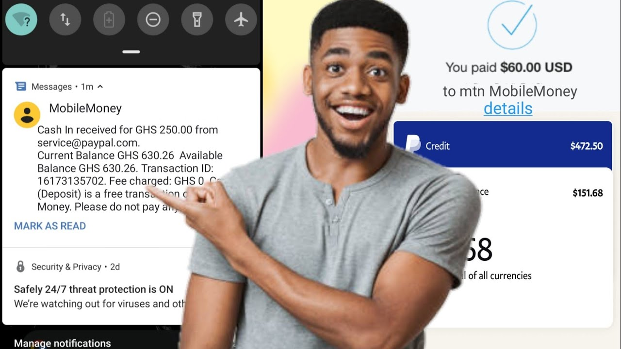 How To Load Money Onto Your Paypal Account