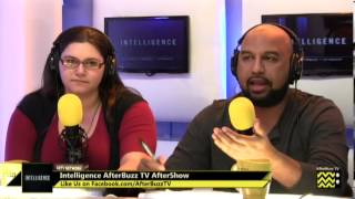 "Intelligence After Show Season 1 Episode 5 ""The Rescue"" AfterBuzz TV"