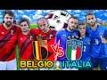 ⚽🥅  BELGIO-ITALIA | COME FINIRÀ? EURO 2020 FOOTBALL CHALLENGE