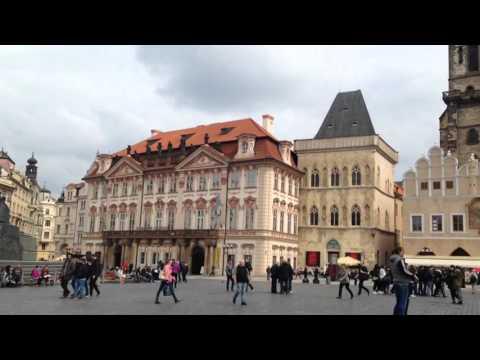 Cam Dancing in Prague