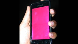 Emergency Recovery in Samsung Galaxy S