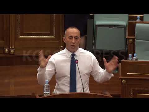 Haradinaj-Kusarit-Lilës: Nuk di të kërcej para Gadafit