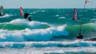 видео Сёрфинг в Анапе