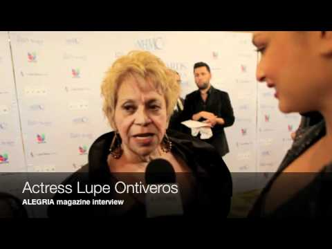 ing Actress Lupe Ontiveros