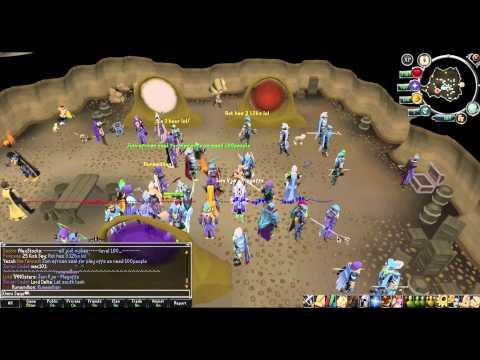 Runescape: EoC Ruined Minigames