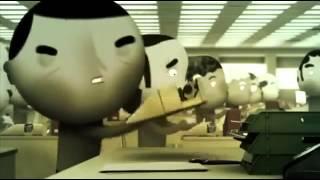 Skhizein Kendinden 91 cm Uzakta Olmak Animasyon Kısa Film