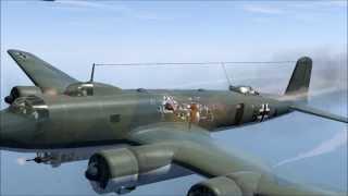 IL-2 Cliffs od Dover:  Online ATAG 2013. The Attack.