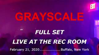 GRAYSCALE Full Set Live at the Rec Room in Buffalo New York on February 21 2020