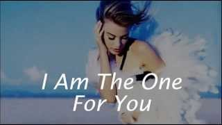 Watch Kylie Minogue I Am The One For You video