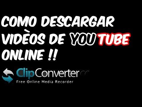 Como Descargar Videos de  ONLINE Sin Programas_HD
