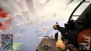 BF4 [PC] Only in Battlefield Moment- RPG Chopper Takedown from Lil Bird
