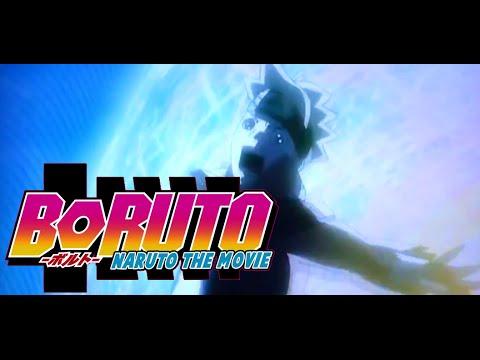 Boruto Naruto The Movie - Trailer 5 ボルト‐ナルト・ザ・ムービー Boruto Giant Rasengan?!?!