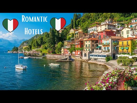 Luxury Hotels In Italy | Top Italy Romantic Resorts To Stay In | Europe Resorts | Travel To Italy