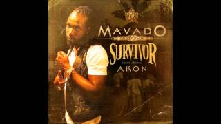 Mavado feat Akon - Survivor (NEW SONG) 2011