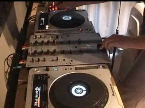 Dj Cotts Ten minute mixes world wide