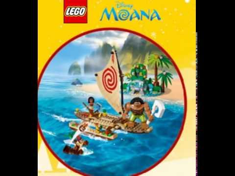 Lego moana - YouTube