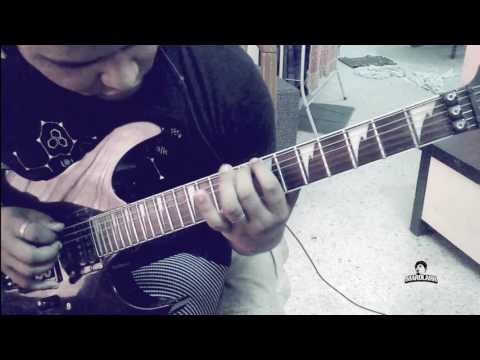 AKAR - Biar Betul (GUITAR INTRO, RiFF & SOLO   COVER)