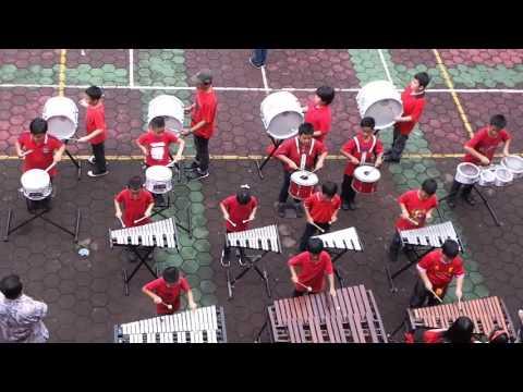 Drumband SD Pangudi Luhur Jaksel