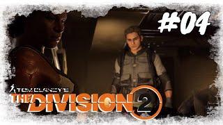 Lets Play The Division 2 #04 / Unterstützung von Odessa Saywer  / Gameplay (PS4 Deutsch German)