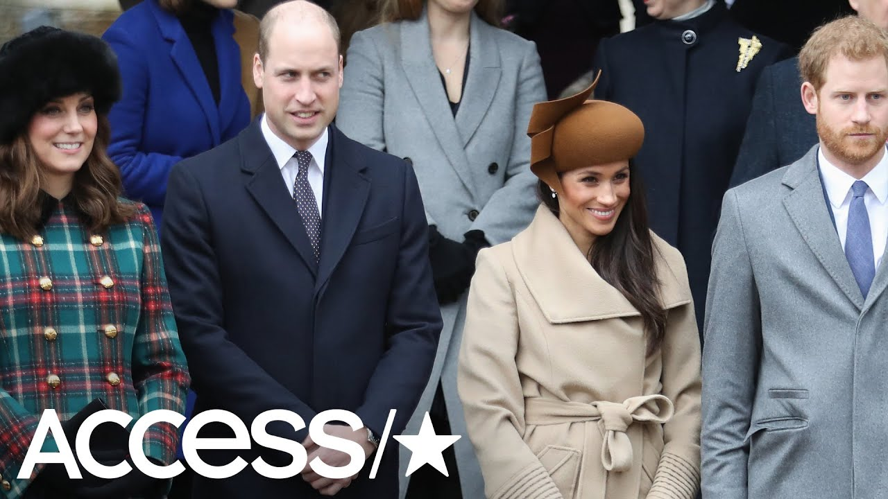 Kate Middleton & Meghan Markle Will Spend Christmas Together Amid ...