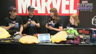 Go Inside Marvel Future Fight with Marvel LIVE! at San Diego Comic-Con 2015