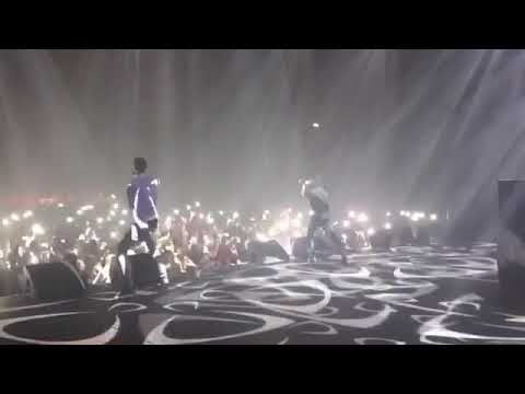 Rich the kid - new freezer Feat. kendrick Lamar  LIVE in Stockholm