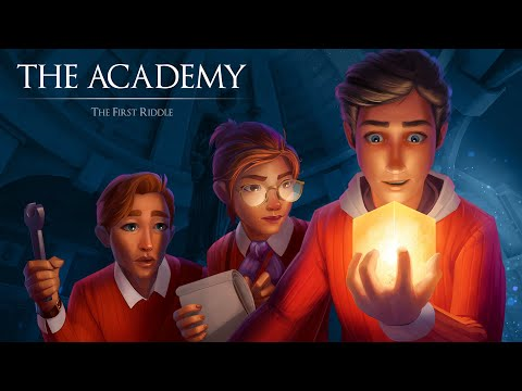 The Academy: The First Riddle - Release Date Announcement Trailer