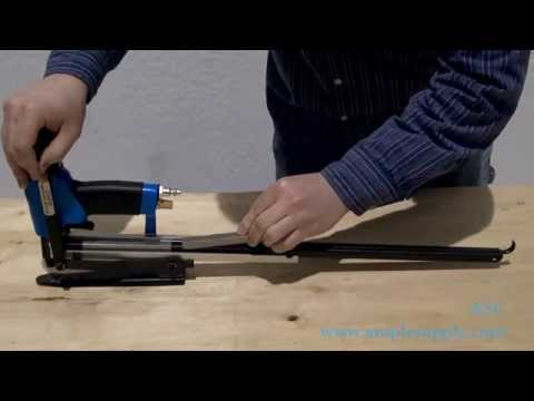 Bostitch Pneumatic Stapling Plier P51 10b Doovi