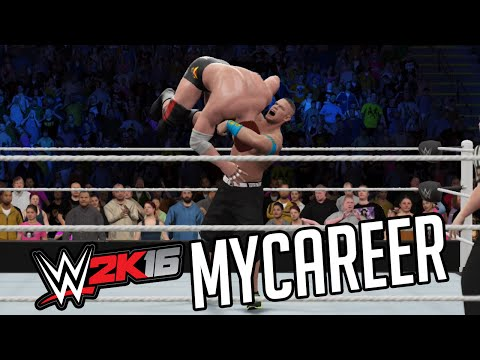 GOOD OL' JOHN (WWE 2K16 MyCareer Part 90)