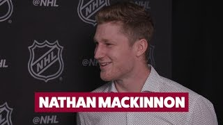 What's in the Box: Nathan MacKinnon