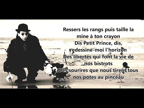 Damien Saez - Tous Les Gamins Du Monde (Paroles)