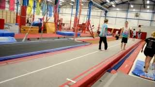 BASINGSTOKE GYM 2013