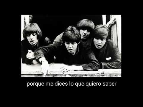 The beatles - ask my why (subtitulado al español)