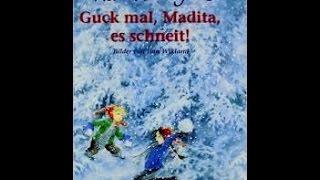 Astrid Lindgren - Guck mal, Madita, es schneit - Bilderbuch Lesung - Hörbuch für Kinder