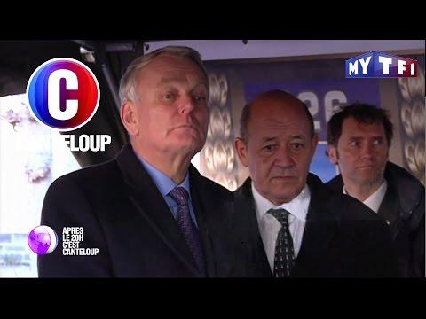 C'est Canteloup - Mais où est donc passé Jean Marc Ayrault ?