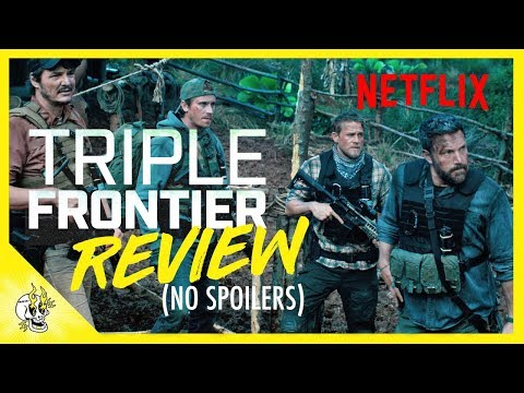 Triple Frontier Review (No Spoilers) | Flick Connection